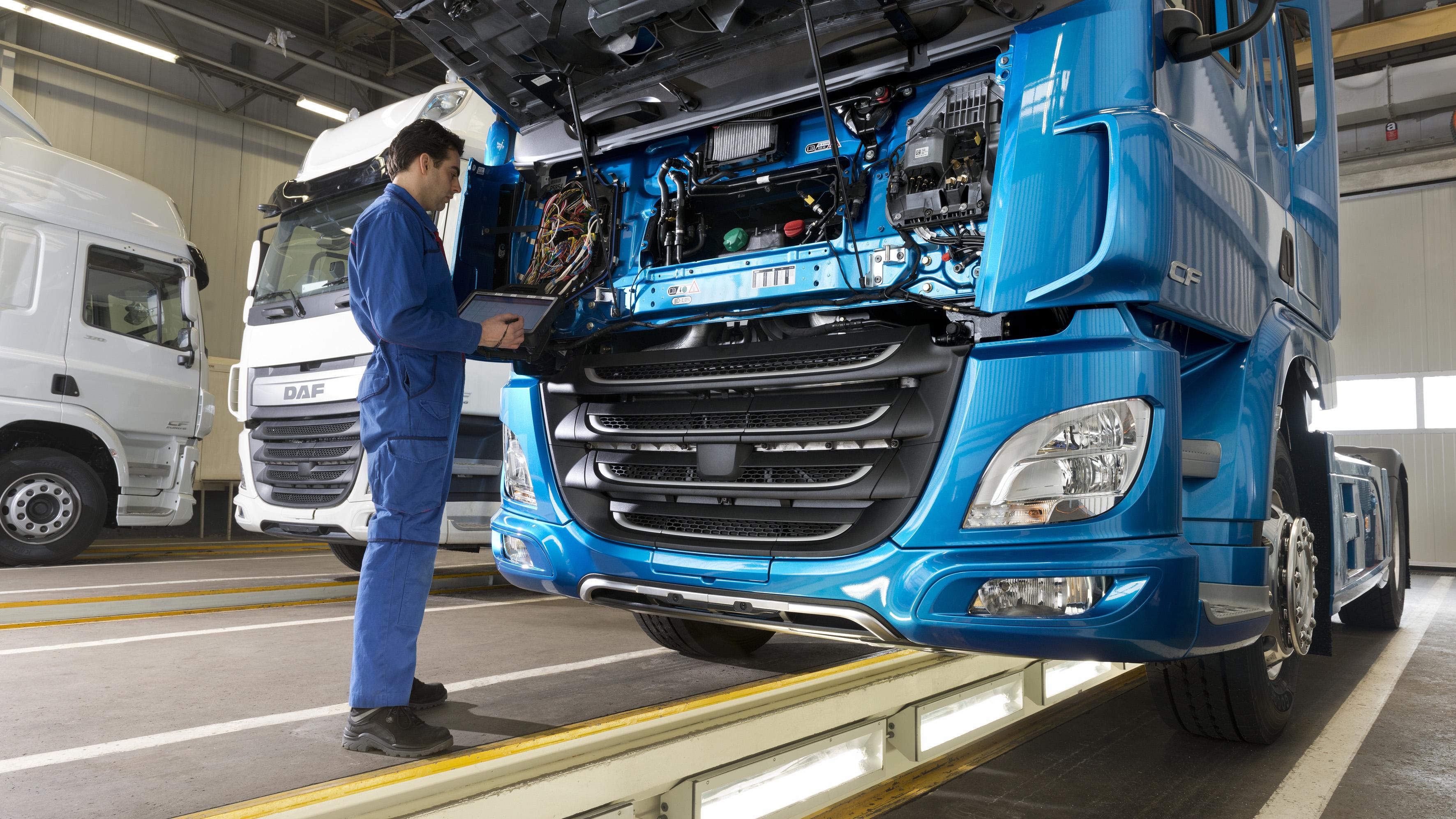 Welcome To Daf Trucks Nv Daf